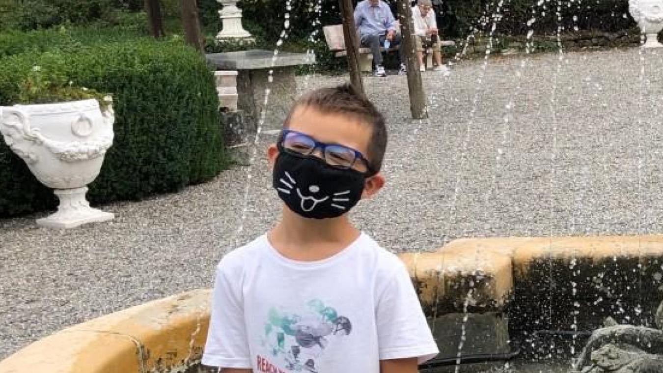 Les enfants devront porter le masque à l'école dès 6 ans.