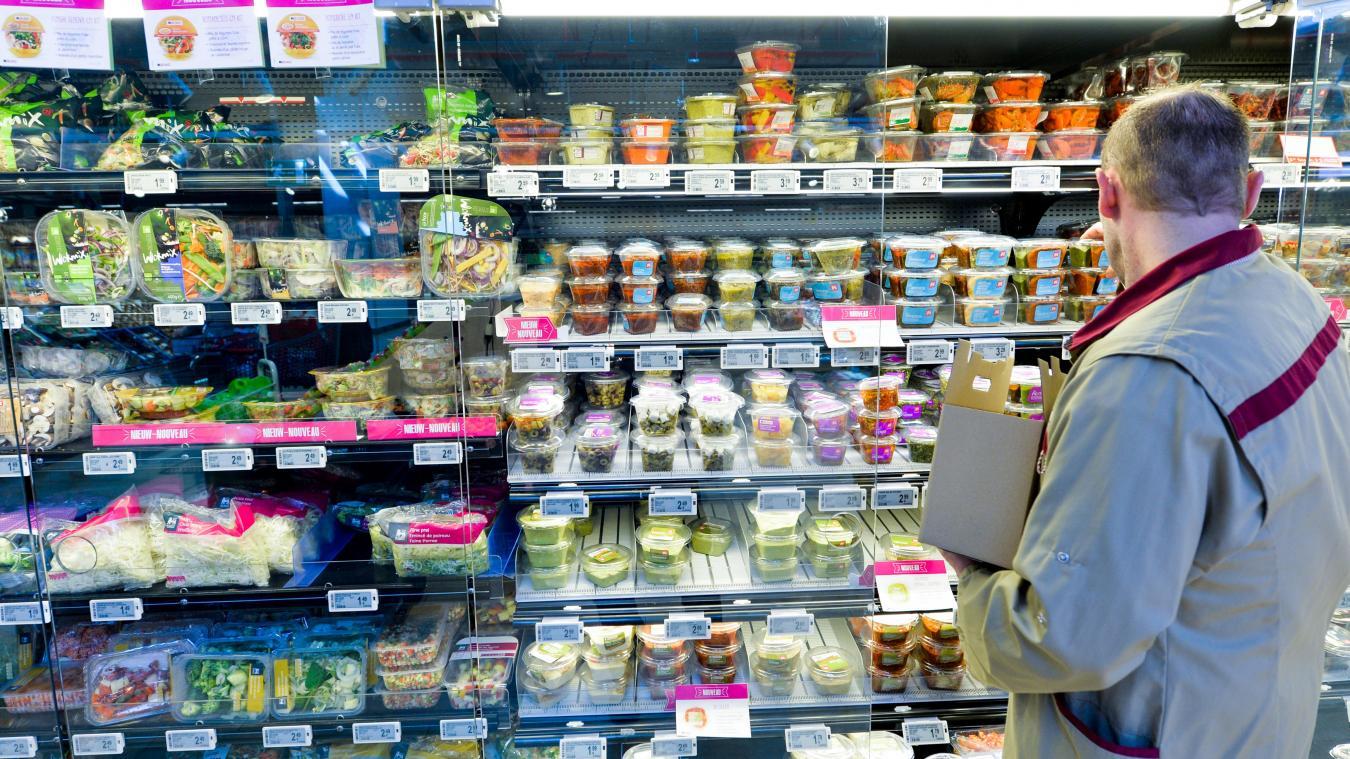 Comme lors du confinement de printemps, les supermarchés et commerces de bouche resteront ouverts.