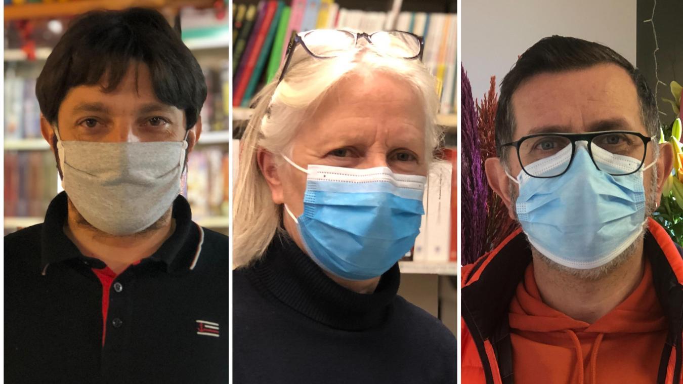 Les Jeux de Loïc, la librairie Biguet et le fleuriste Poizat, trois commerces qui tirent leur rideau jeudi 29 octobre, au soir.