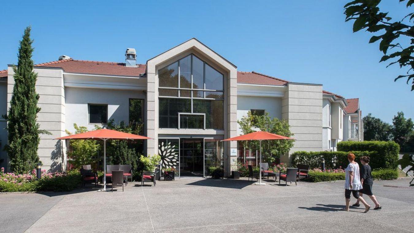 L'Esconda à Thonon appartient à Korian, premier groupe de maisons de retraite en Europe.