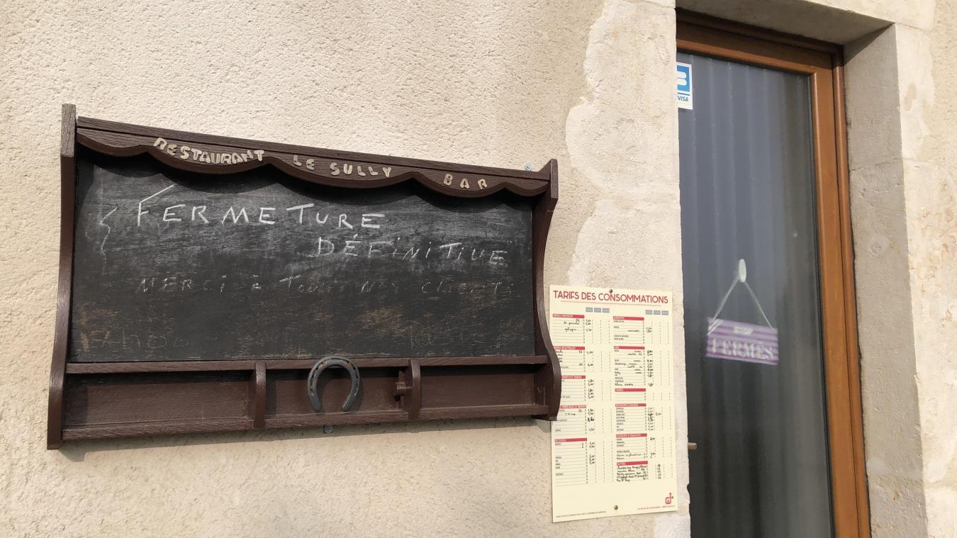 Villes : l'activité de la fameuse auberge Le Sully en dent de scie