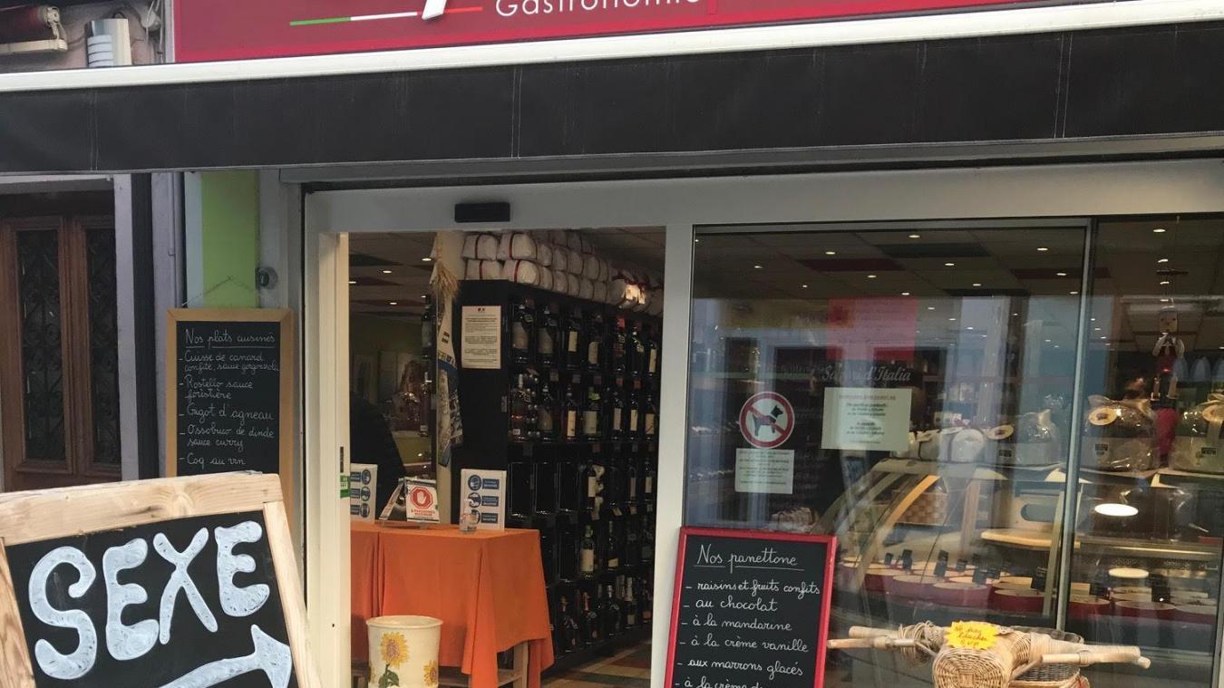 Thonon-les-Bains : l'astuce insolite d'une boutique pour attirer des clients