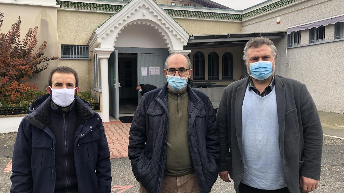 Bilal Soyak, Mohamed Serbi, Yilmaz Yavuz veulent favoriser le dialogue interreligieux et devenir un interlocuteur officiel auprès des autorités.