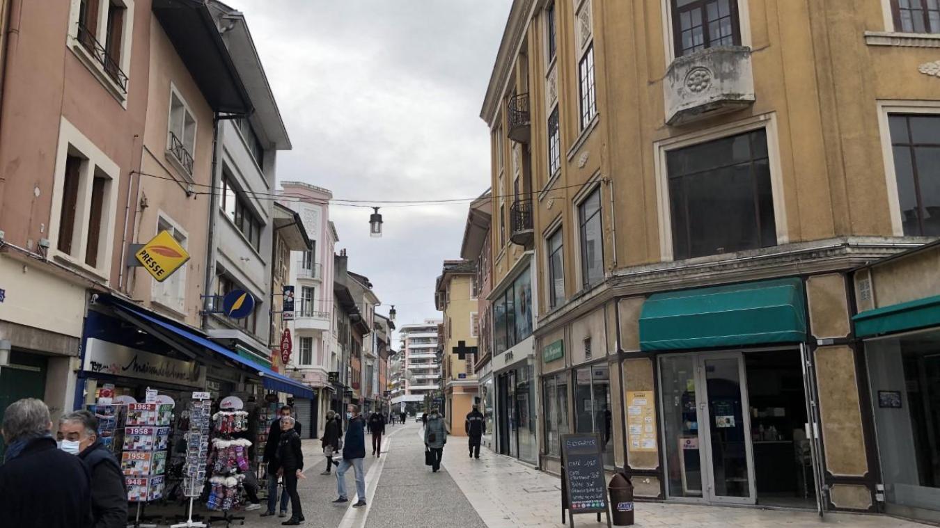 Thonon-les-Bains : les commerces de centre-ville dénoncent une « démarche déloyale », après leur fermeture imposée