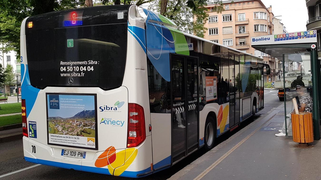 Le 16 novembre, il sera possible d'avoir plusieurs titres de transports de la Sibra sur une même carte Oùra.