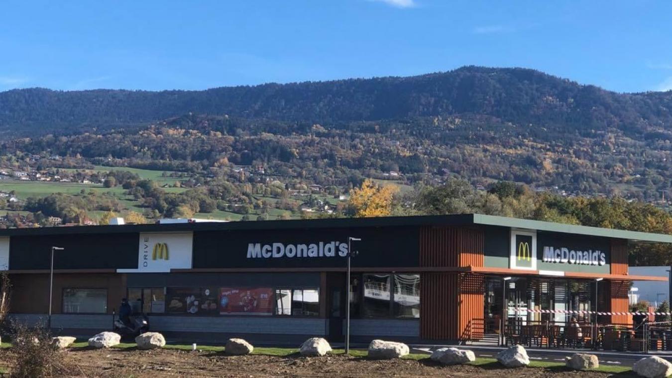 Un fast-food de plus à Cranves-Sales, dans un secteur déjà bien servi.