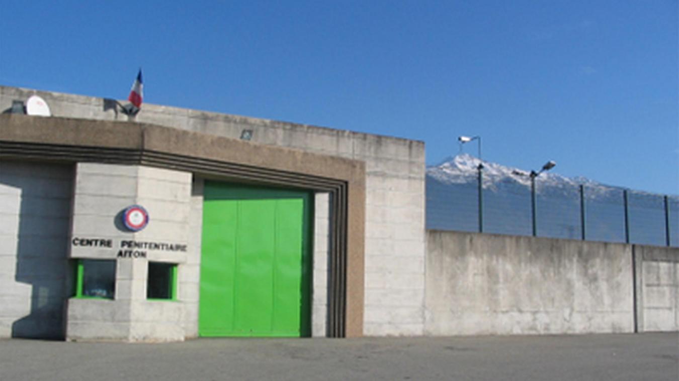 Le Centre Pénitentiaire.
