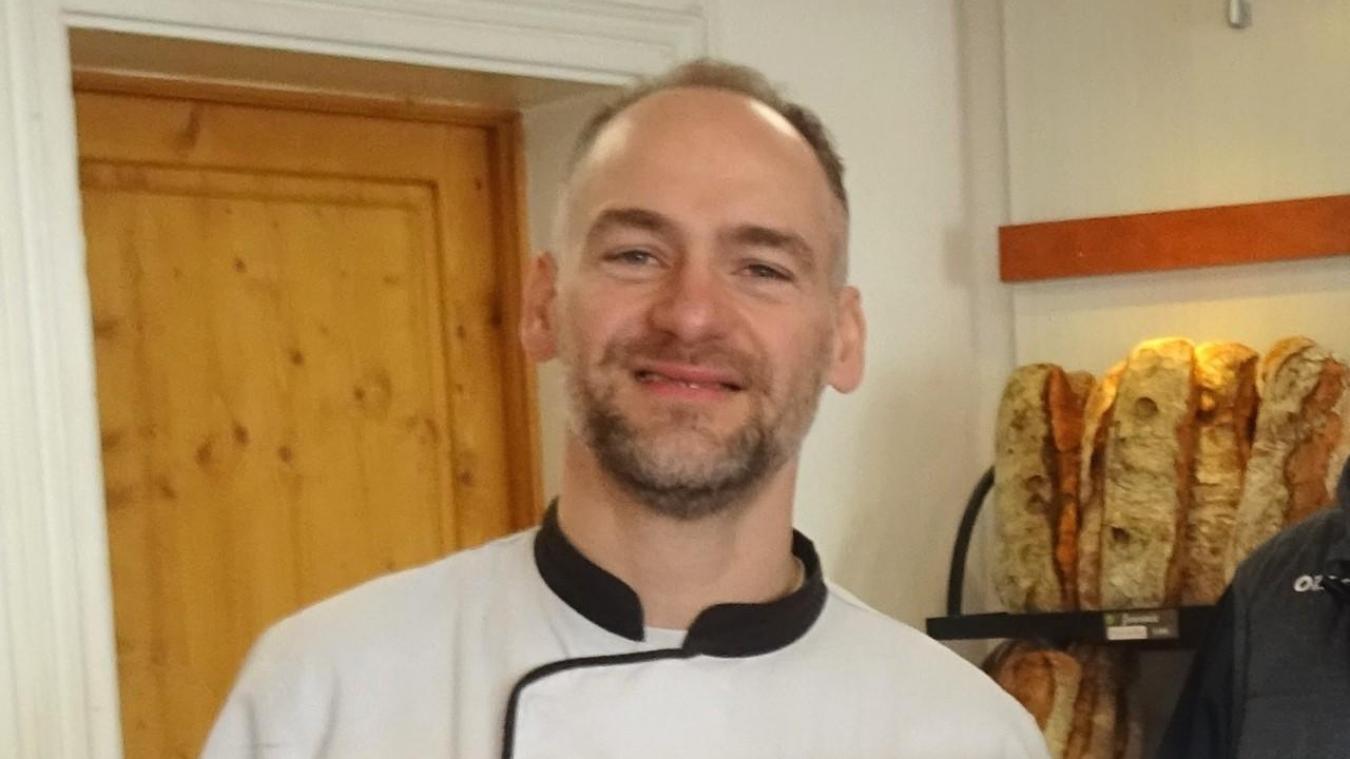L'interview décalée: Frédéric Laurent, boulanger pâtissier
