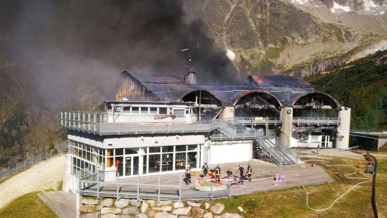 L'incendie est survenu le 11 septembre 2018.