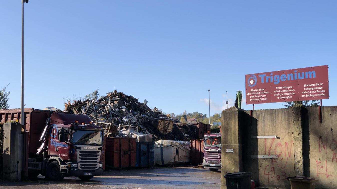 La société est installée dans la zone industrielle de Vovray. Photo d'illustration.