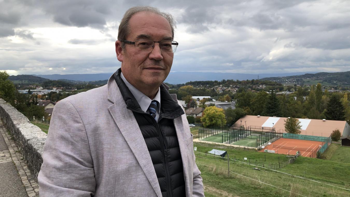 Élu depuis 1995, Olivier Barry a endossé le costume de maire délégué de Seynod cet été en prenant la succession de Françoise Camusso.