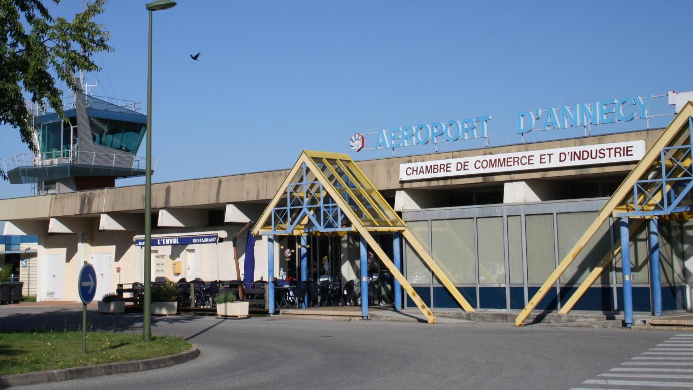 L'aérodrome d'Annecy-Meythet est principalement utilisé pour l'aviation d'affaires et de loisir.