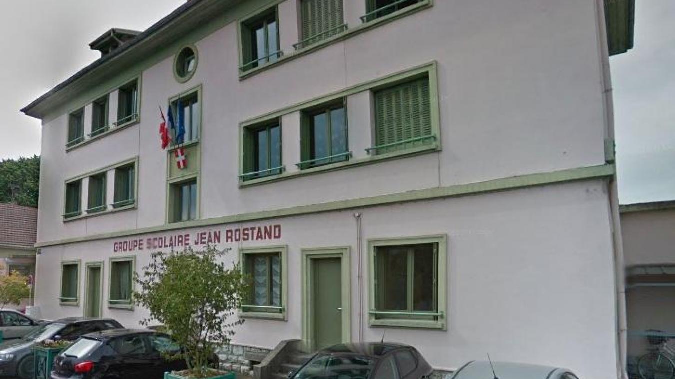 L'établissement Jean Rostand à Bissy a échappé à de gros dégâts après une tentative d'incendie.