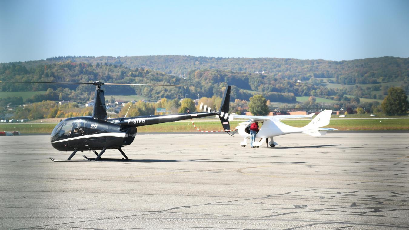 L'aéroport d'Annecy accueille notamment du tourisme d'affaires et de loisir.