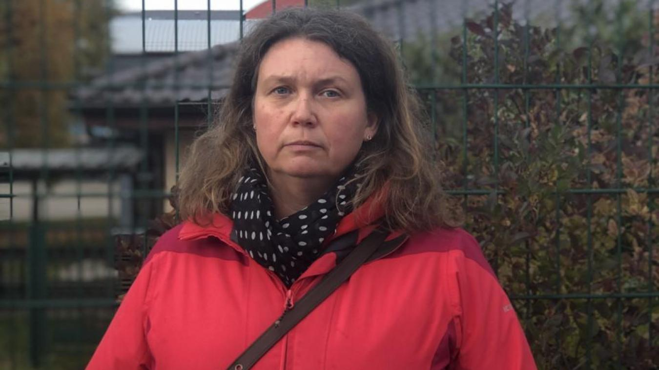 Natasha Muller MacGregor enseigne au lycée de la Versoie depuis quatre ans.