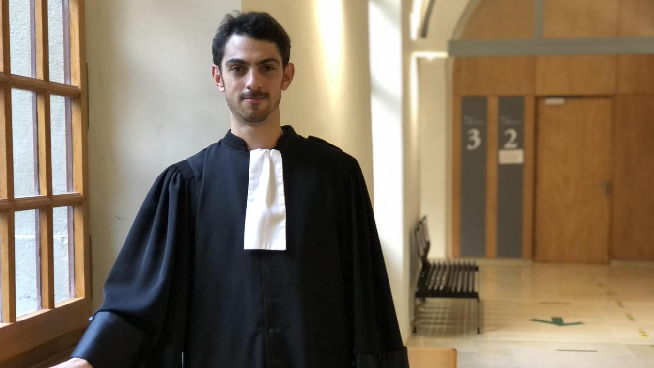 Maître Raphaël Piettre a défendu la conductrice de 35 ans.
