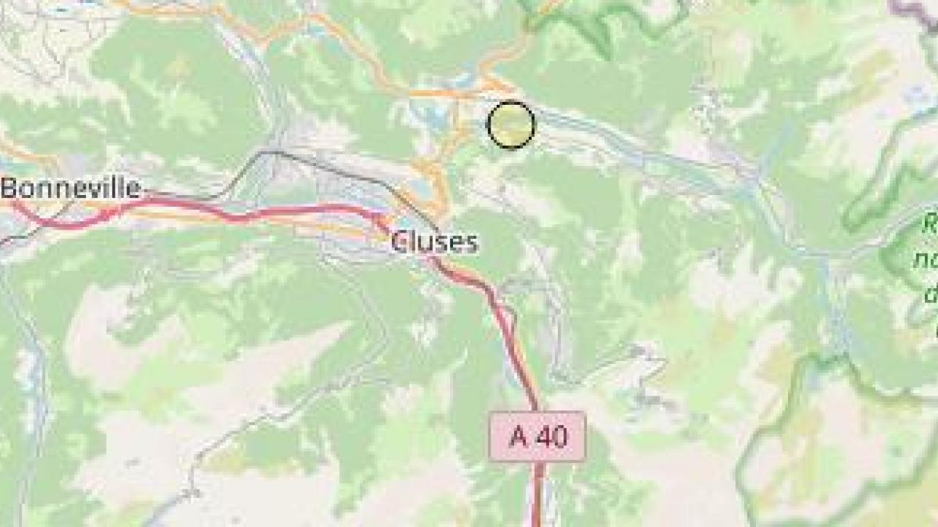 Taninges/Cluses: deux tremblements de terre en guise de réveil
