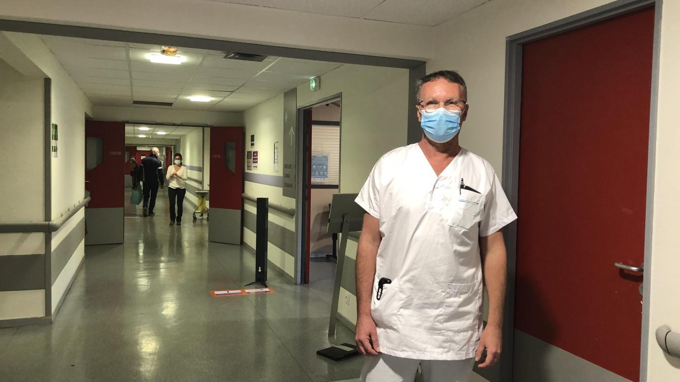Albertville: l'hôpital déplore une dizaine de morts de la Covid dans ses 2 Ehpad