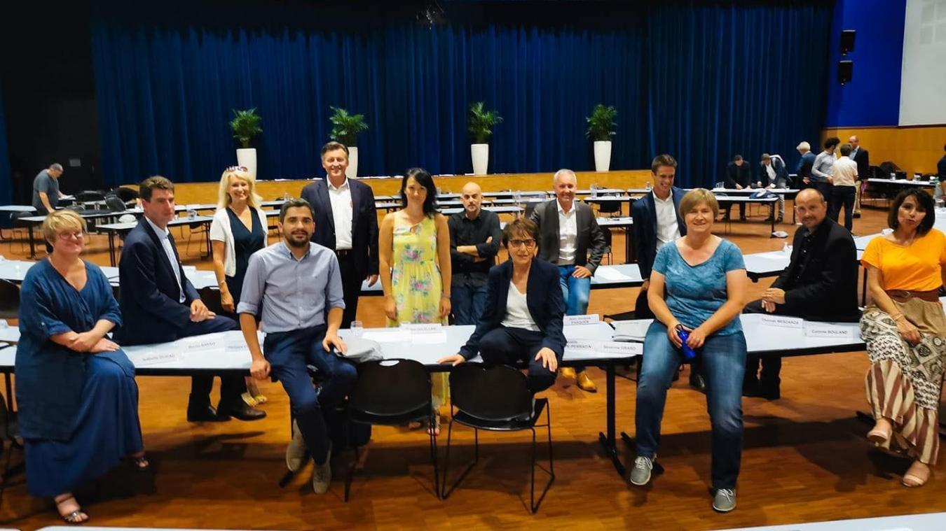 Sur les 15 élus de la liste Pour Annecy Naturellement, 7 ont décidé de lancer leur propre groupe au conseil municipal, dont Isabelle Dijeau qui était la n°2.