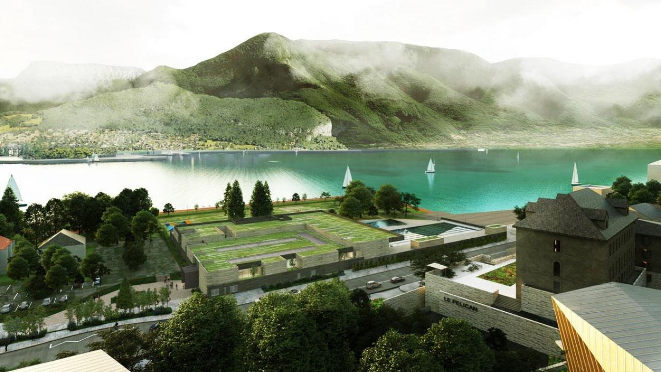 Fermée depuis le 20 septembre dernier, la piscine des Marquisats va être détruite et reconstruite.