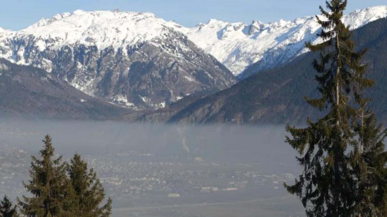Vallée de l'Arve : pollution de l'air, l'Etat sera-t-il condamné?