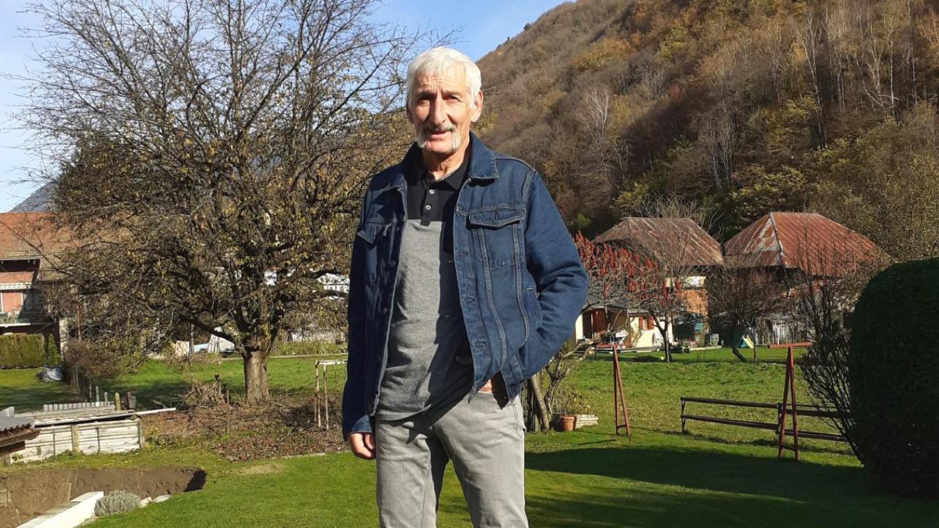 Jean-Louis vient de terminer de construire une nouvelle maison, à La Bâthie et continue à courir sur les hauteurs de la commune plusieurs fois par semaine, pas décidé à s'arrêter.