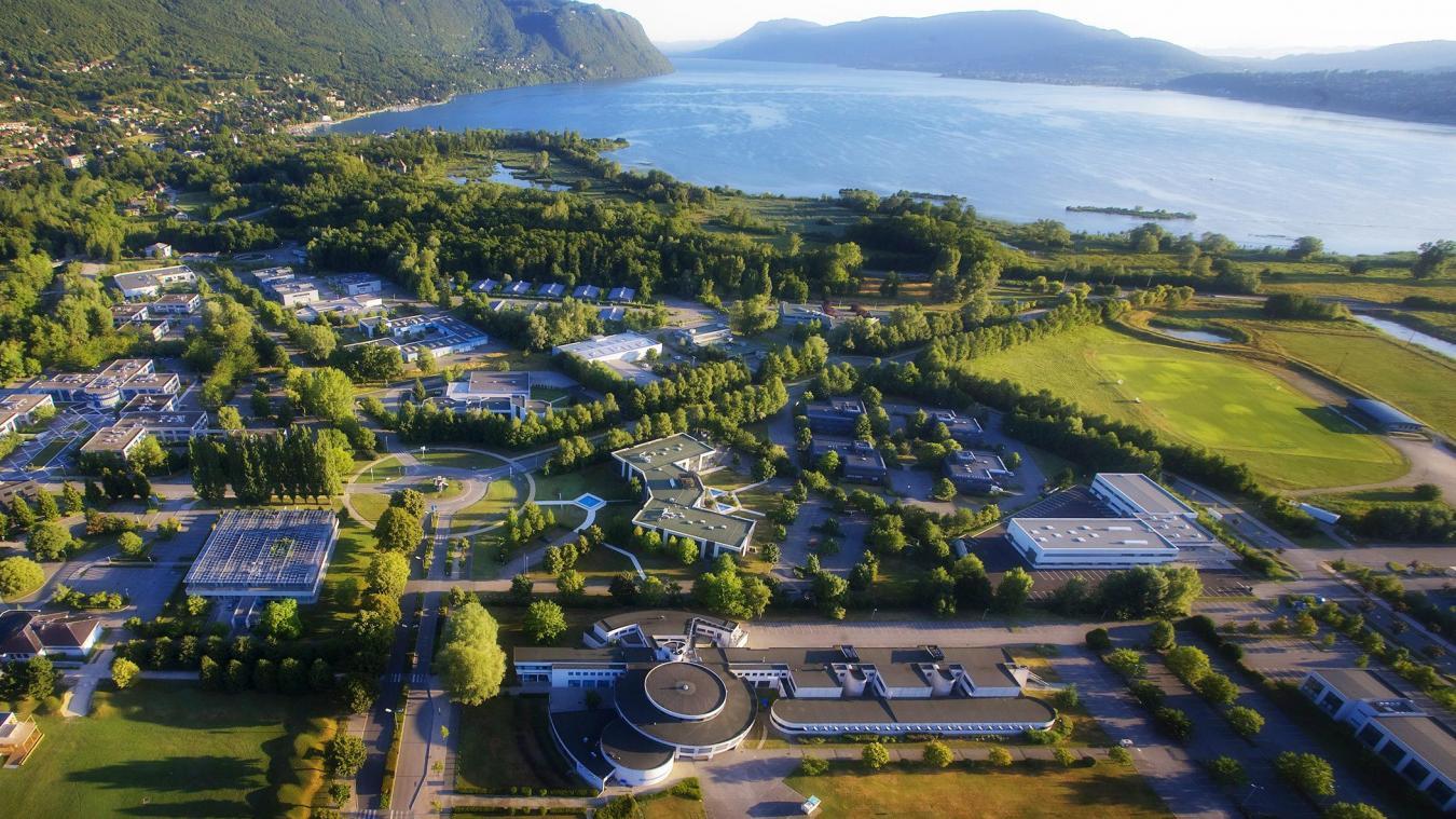 Le parc de Savoie Technolac va prochainement s'agrandir de 23 hectares.