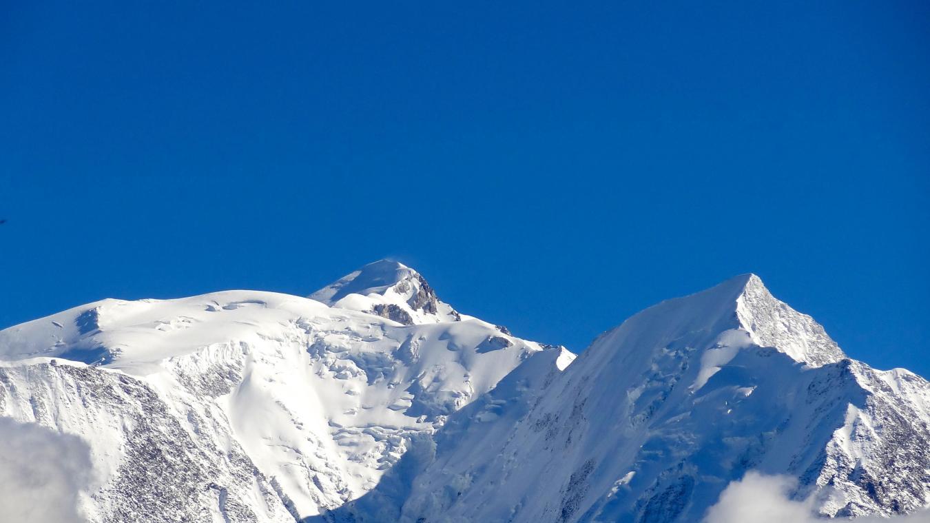 L'atterrissage interdit a eu lieu le 18 juin 2019 dans le massif du Mont-Blanc.