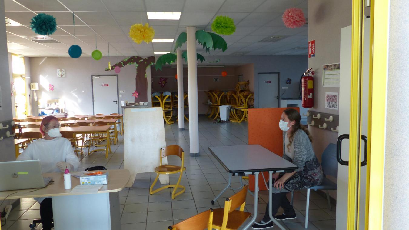 À partir du mardi 24 novembre, un centre Covid ouvre à Reignier.