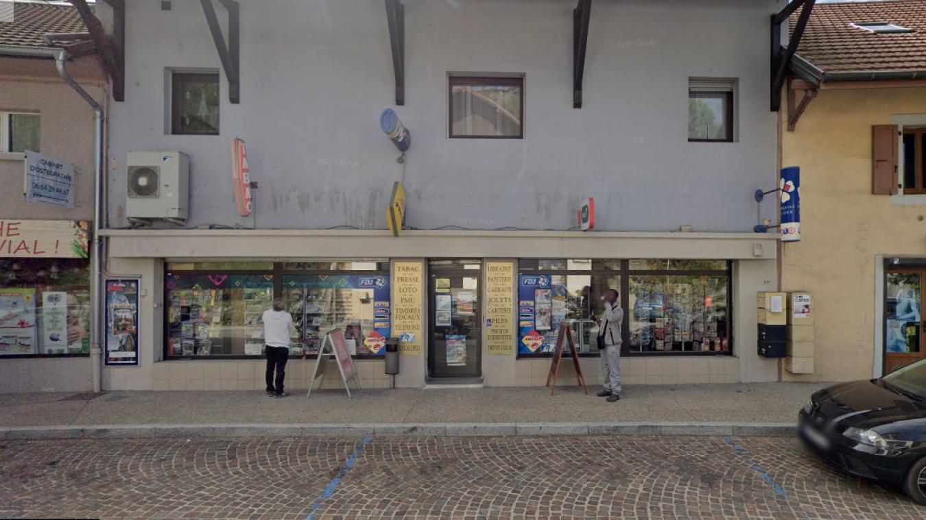 Bonne: un an de prison pour avoir agressé et volé une commerçante
