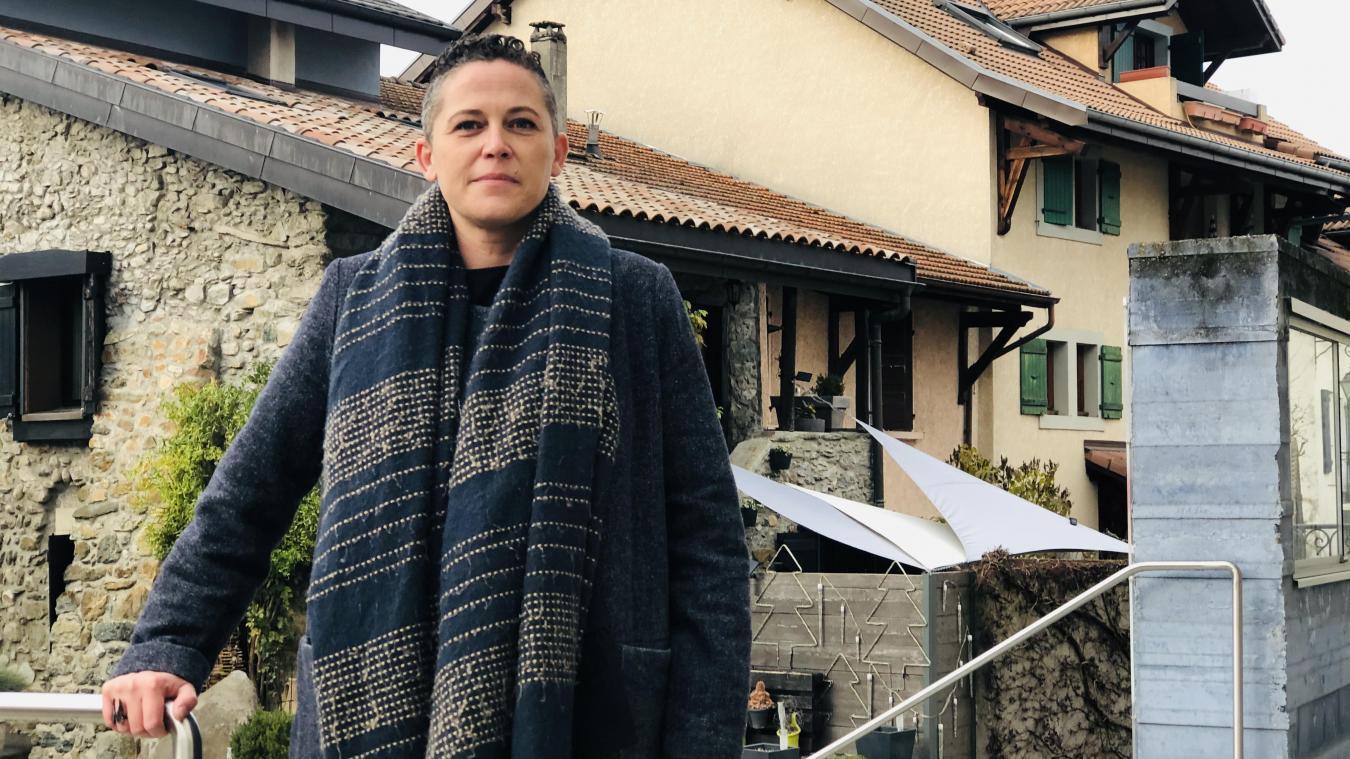 Isabelle Asni-Duchêne a succédé à Jean-Louis Baur à la fonction de maire du village.