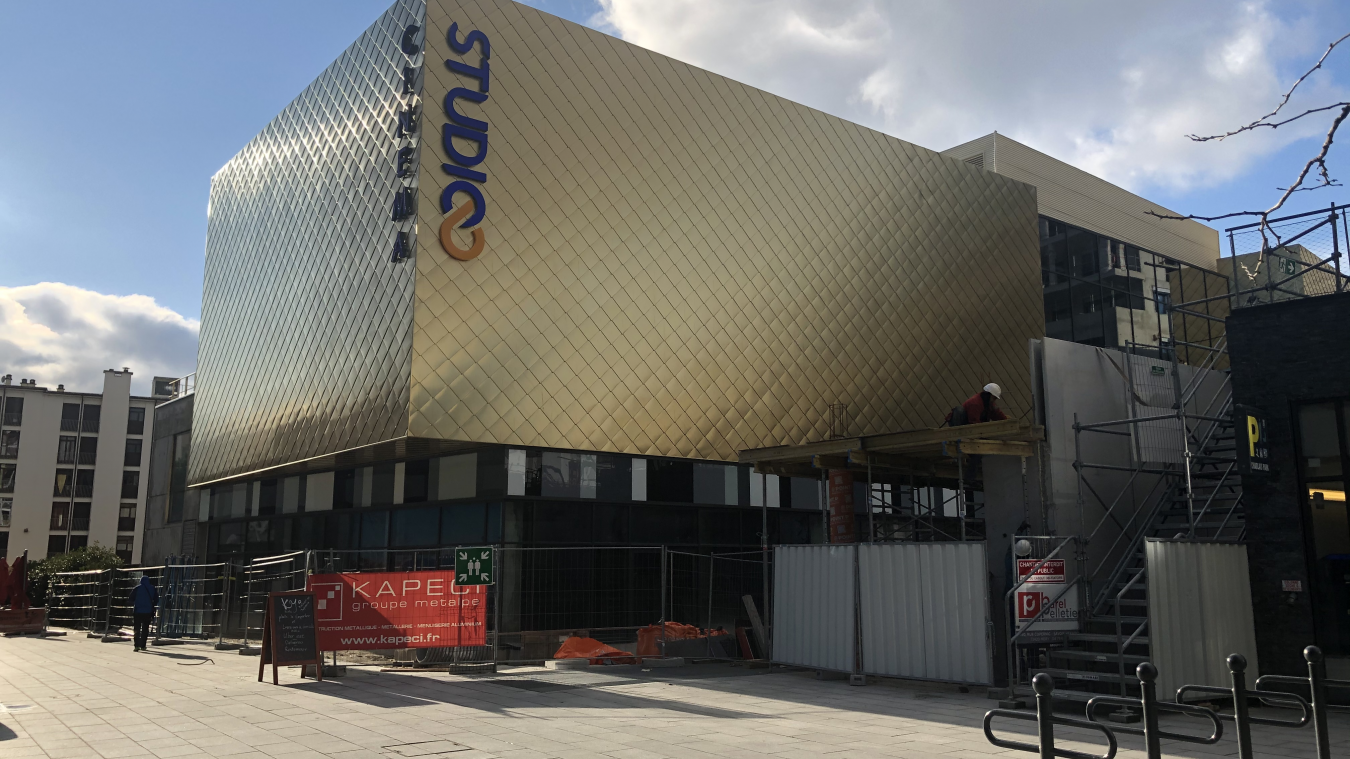 Si les conditions sanitaires le permettent, le cinéma Studio 6 devrait ouvrir au public début décembre 2020.