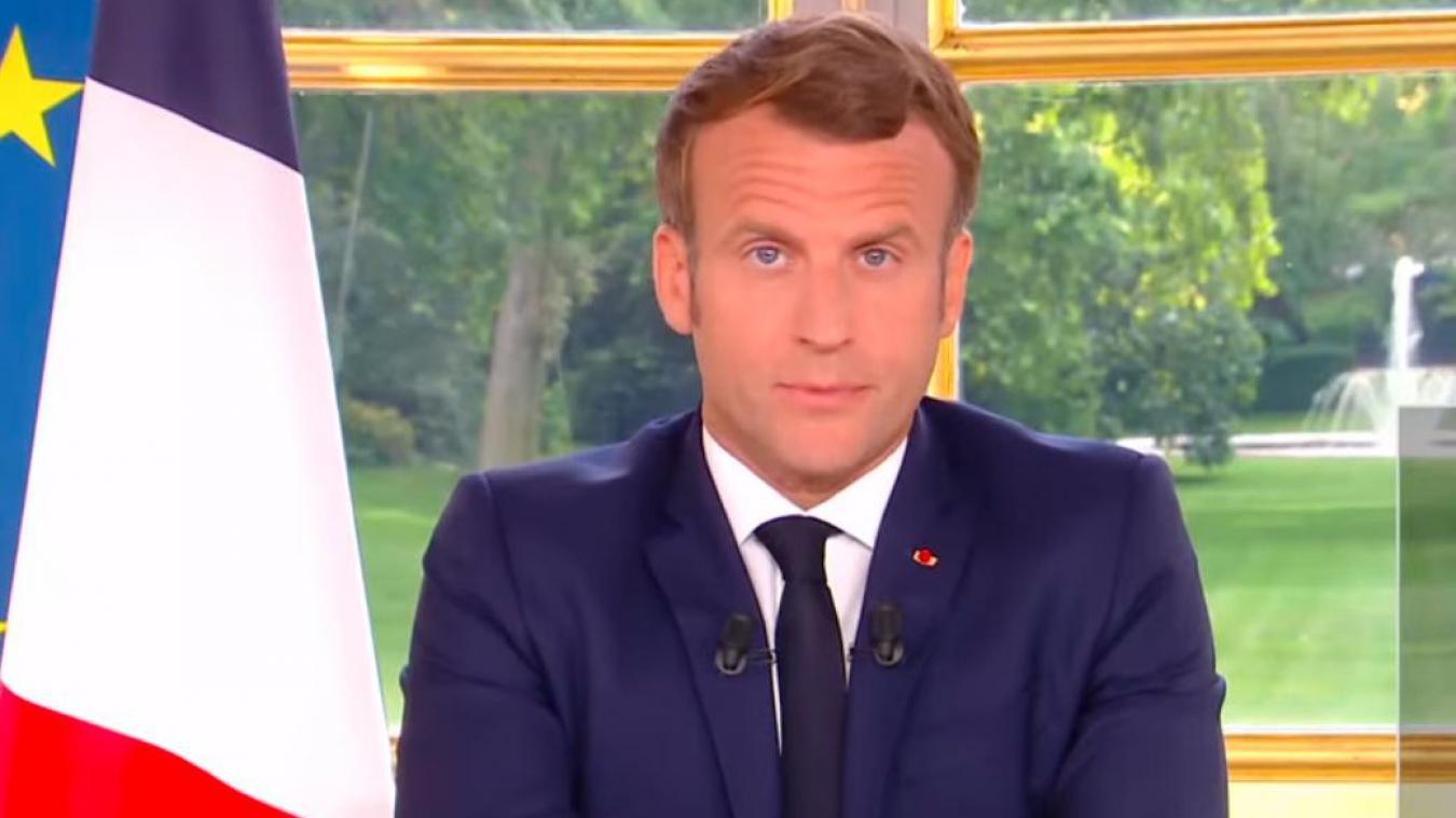 Emmanuel Macron s'adressera aux Français mardi 24 novembre à 20 heures.