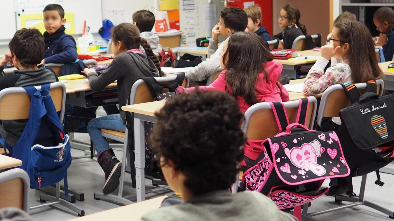 A Annemasse, le futur groupe scolaire sera peu ou prou l'équivalent de Camille-Claudel qui a ouvert ses portes à la rentrée 2016.