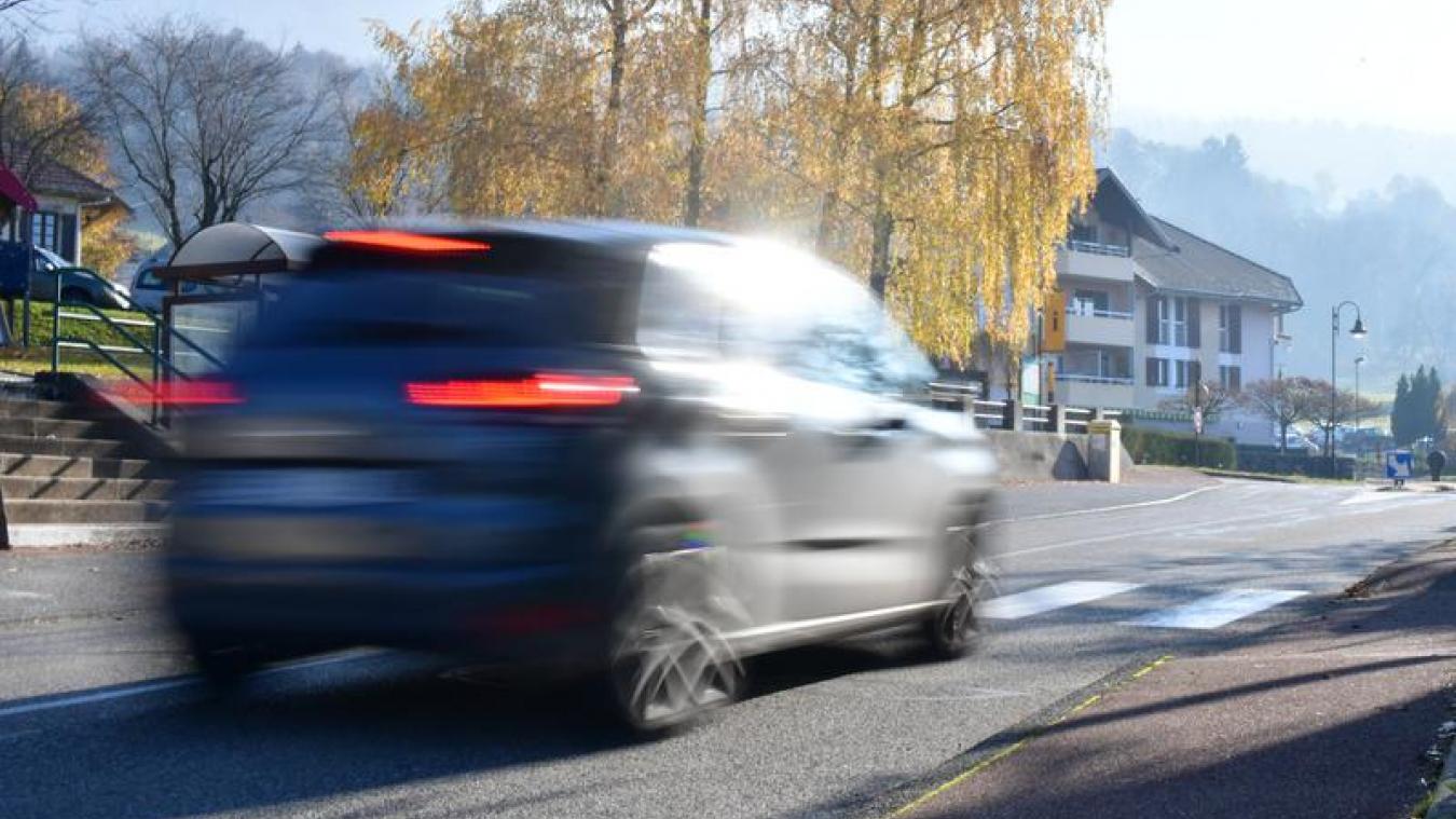 Excès de vitesse, incivilités routières… autour d'Annecy, la guerre contre les chauffards est déclarée