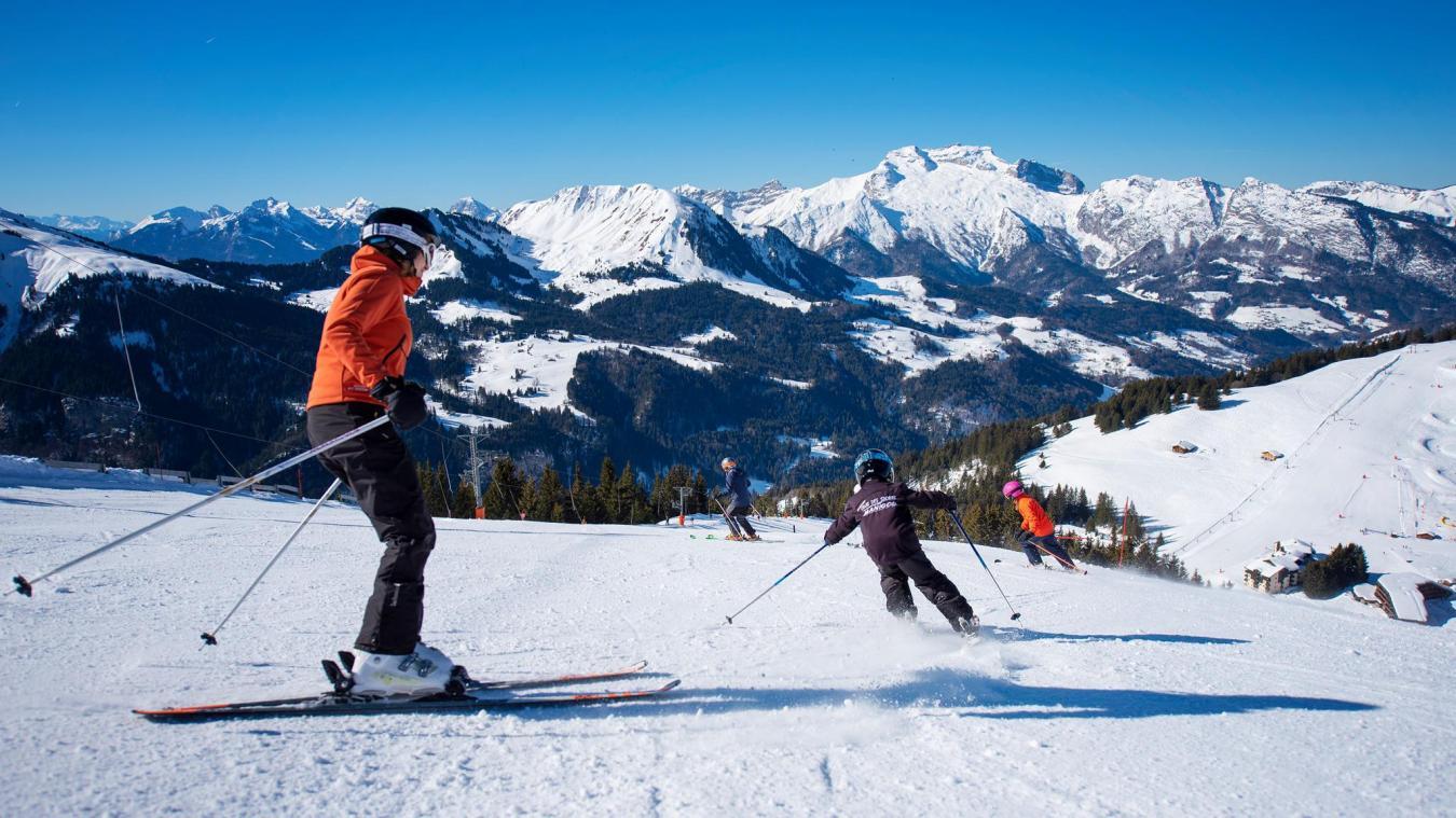 Le maire de Manigod juge qu'une fermeture du domaine skiable pendant les fêtes de fin d'année est «catastrophique» économiquement.