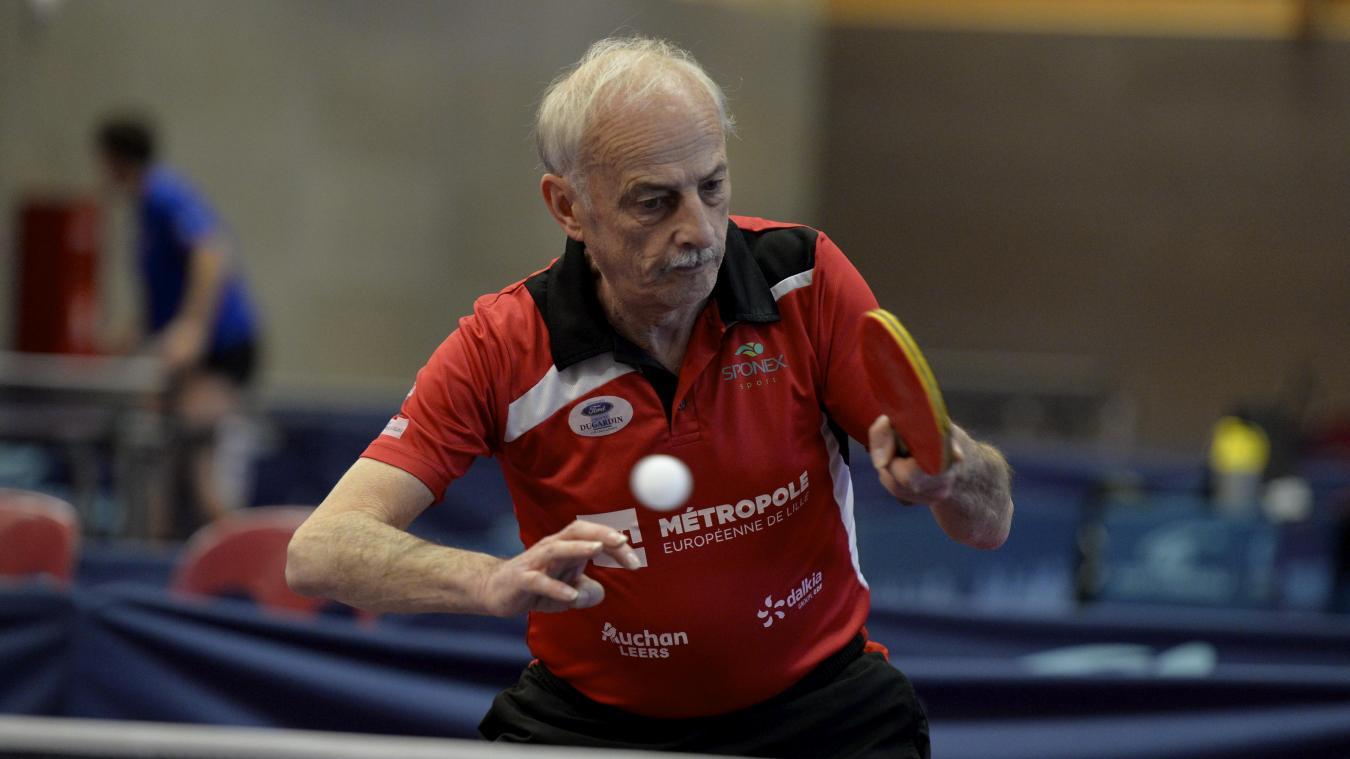 Pionnier du tennis de table français, Jacques Secrétin est mort à 71 ans