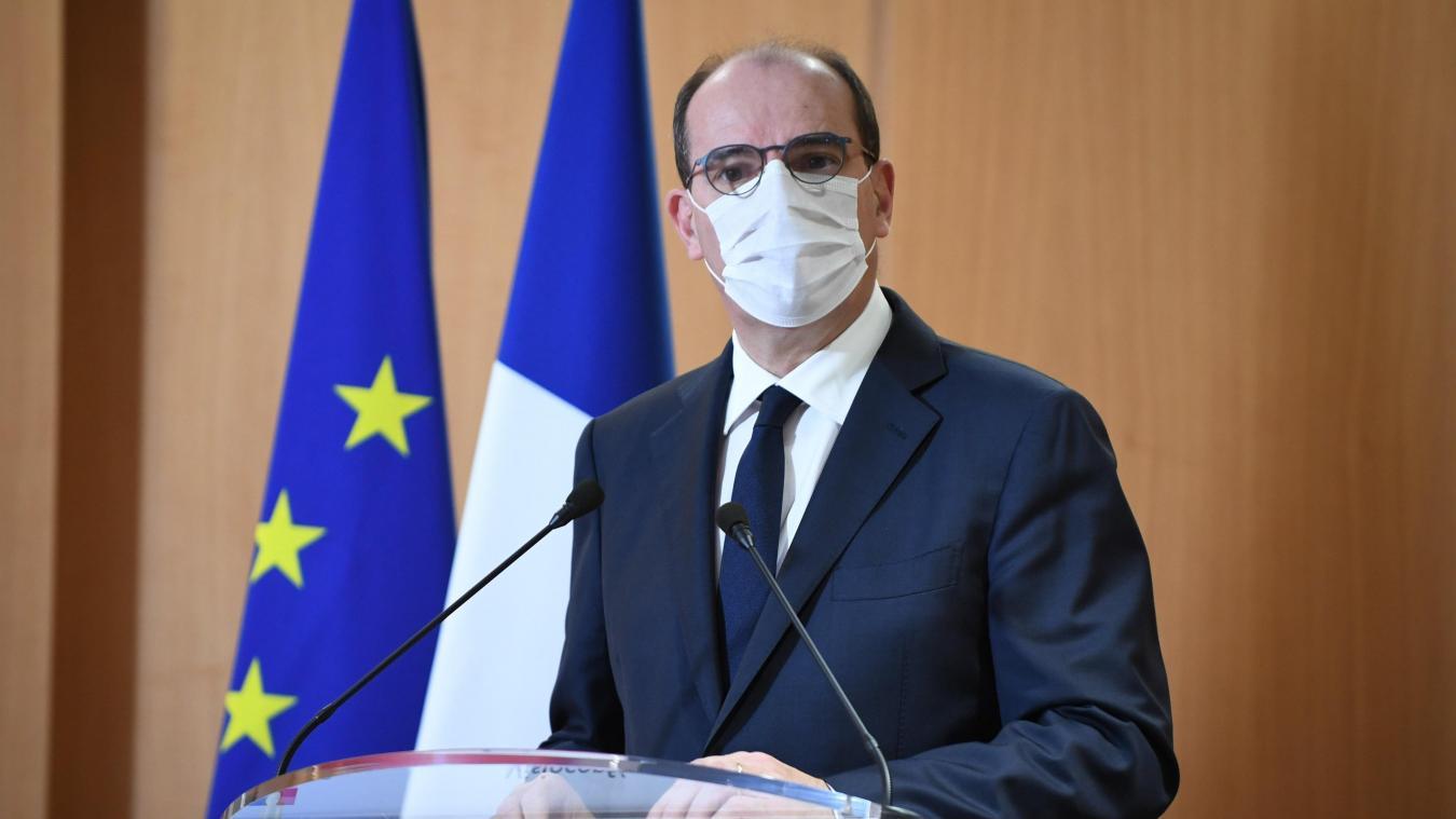 (VIDEO) Revivez la conférence de presse de Jean Castex
