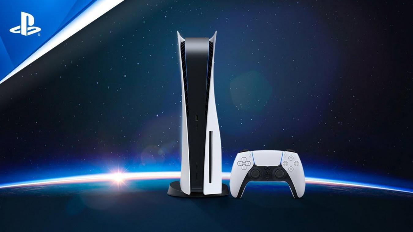 La Playstation 5 est sortie le 19 novembre et a rapidement été en rupture de stock. Photo: Sony.