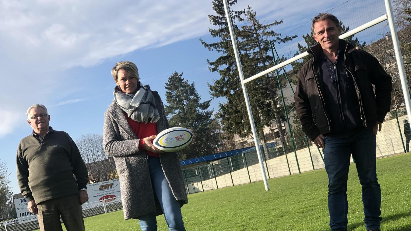 Au rugby club, des solutions sont mises sur la table pour faire face à la crise.