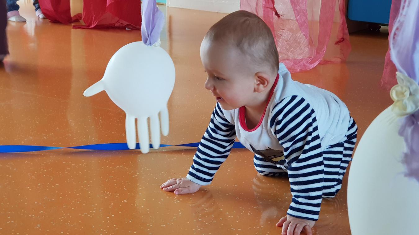 Le relais d'assistantes maternelles est ouvert tout le mois de novembre. Photo d'illustration.