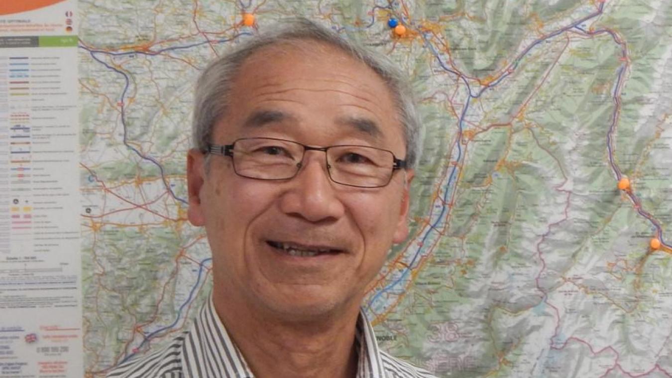 Le docteur Paul Truong, président du Comité de Savoie de la Ligue Contre le Cancer.
