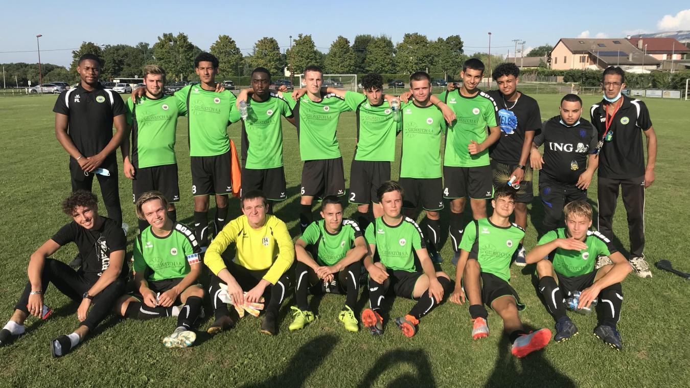 A l'image de son équipe des U19 très talentueuse, l'Etoile Sportive de Viry ne manque pas d'atouts pour poursuivre son développement.