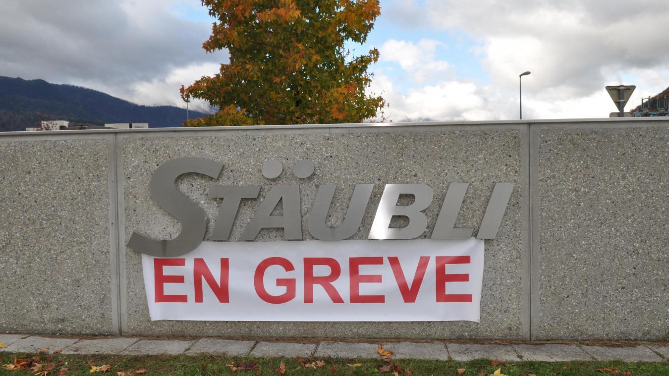 Faverges-Seythenex: fin de la grève chez Stäubli