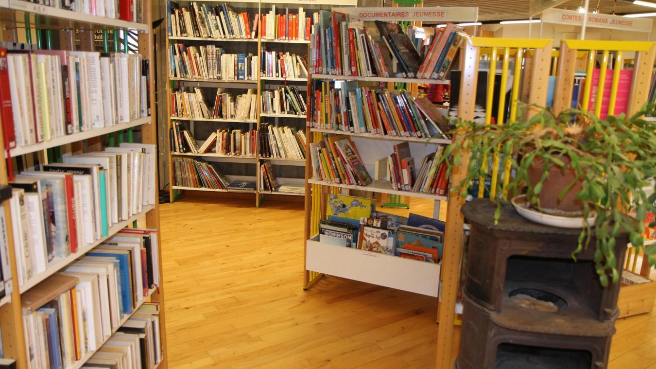 Des milliers de livres attendent les lecteurs dans les bibliothèques de la vallée d'Abondance.