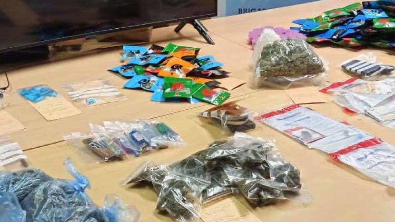 Ce mardi 1 er  décembre, trois trafiquants de stupéfiants ont été arrêtés à Chamonix.