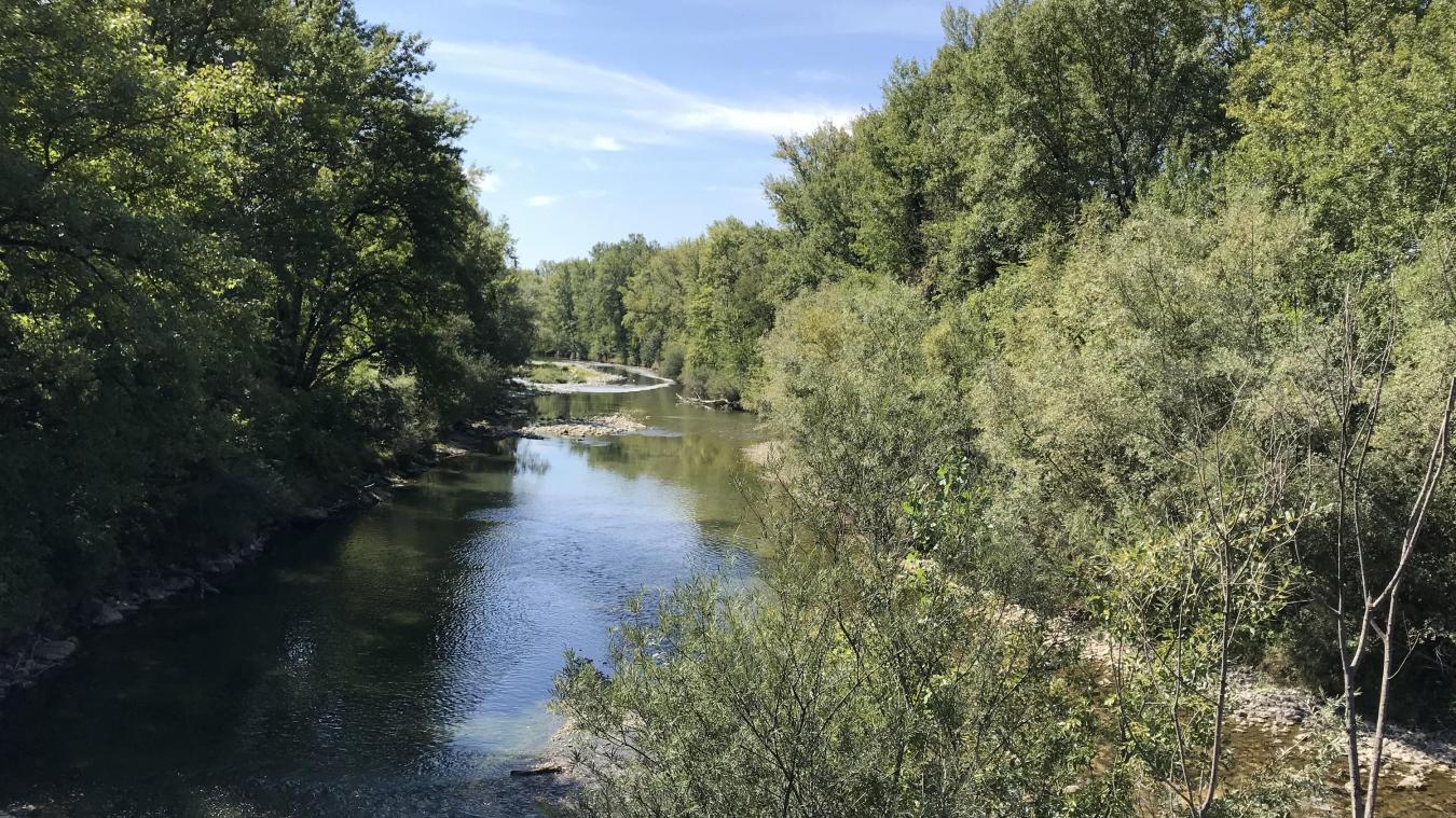 Le vallon du Fier devra concilier nature, habitat et économie. Photo: Charles Mariambourg (Lafayette Architectes Urbanistes).