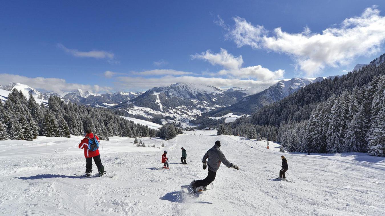 Pour retourner sur les pistes à Noël, 25000 personnes, dont de nombreux élus, ont signé une pétition intitulée  Cet hiver, je skie!