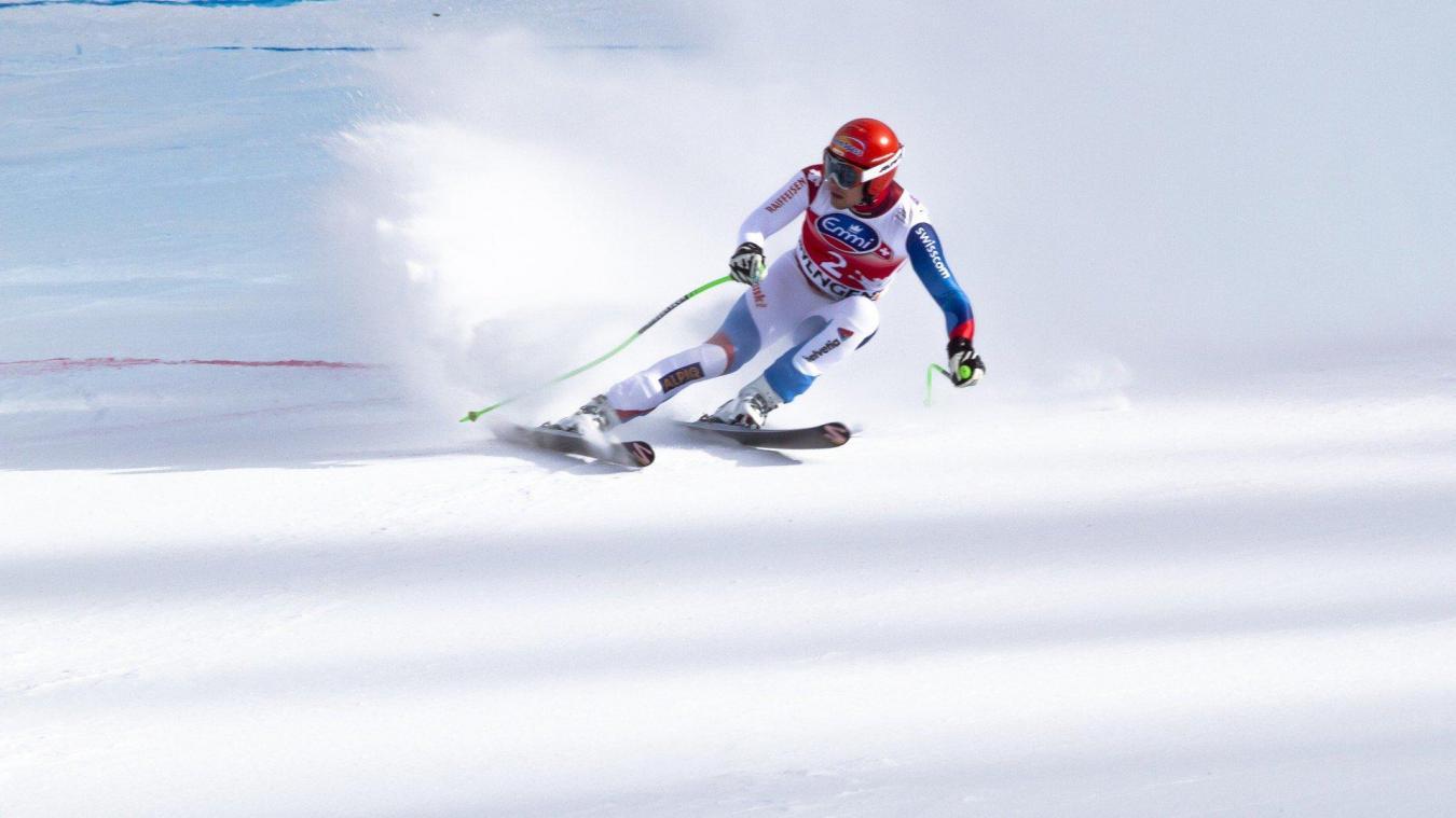 Quid des compétitions de ski, sans entraînement ?