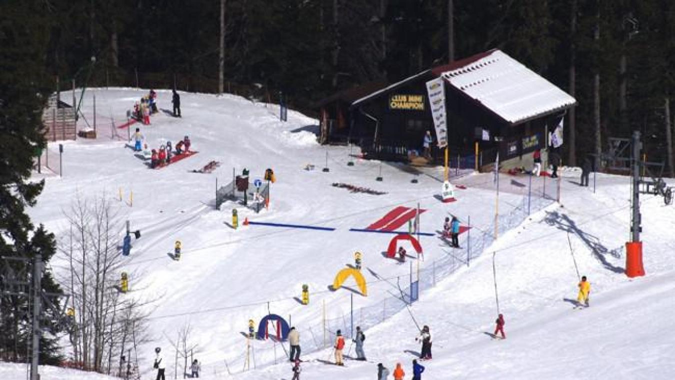 L'école de ski internationale de La Faucille